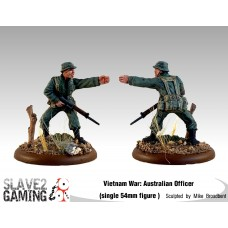 VIETNAM WAR - Australian 54mm range - Officer