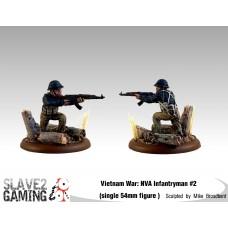 VIETNAM WAR - Vietnamese 54mm range - NVA #2