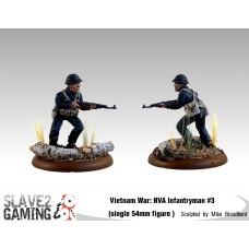 VIETNAM WAR - Vietnamese 54mm range - NVA #3