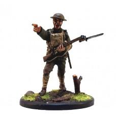 WW1 Diggers 54mm range - NCO