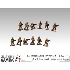 6MM Australian Infantry