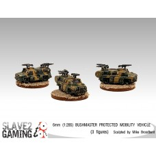 6MM Bushmaster Protected Mobility Vehicle 1:285 SCALE