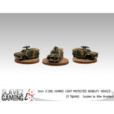 6MM HAWKEI LIGHT PROTECTED MOBILITY VEHICLE 1:285 SCALE
