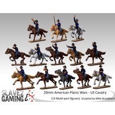 American Plains Wars - US Cavalry