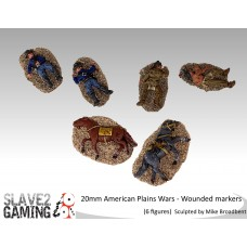 American Plains Wars - Casualty Markers