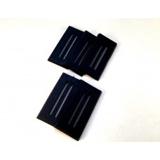 20 x 50mm Cavalry bases (5 pack)