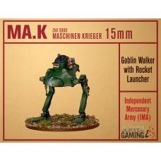 MASCHINEN KRIEGER in 15mm - IMA Goblin Walker