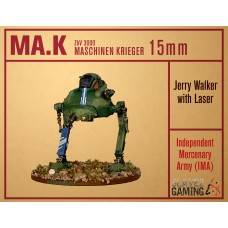 MASCHINEN KRIEGER in 15mm - IMA Jerry Walker