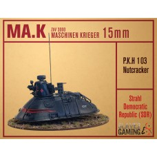 MASCHINEN KRIEGER in 15mm - SDR Nutcracker Tank