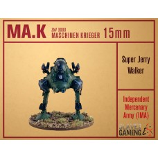 MASCHINEN KRIEGER in 15mm - IMA Super Jerry Walker