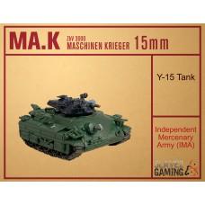 MASCHINEN KRIEGER in 15mm - IMA Y-15