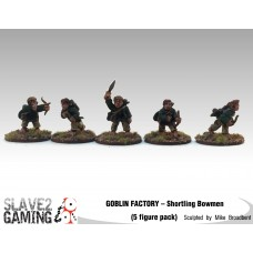 GOBLIN FACTORY - Shortling Bowmen