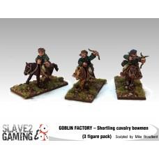 GOBLIN FACTORY - Shortling Cavalry Bowmen