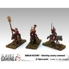 GOBLIN FACTORY - Shortling Cavalry Command