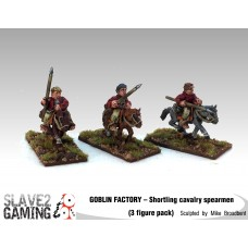 GOBLIN FACTORY - Shortling Cavalry Spearmen