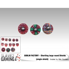 GOBLIN FACTORY - Shortling Large round shield