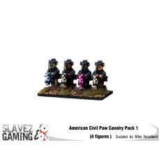 Battle of Teddysburg - Cavalry with hat pack 1