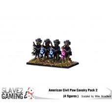Battle of Teddysburg - Cavalry with hat pack 2