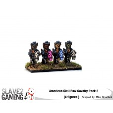Battle of Teddysburg - Cavalry with hat pack 3